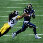 steven jackson of the St. Louis Rams