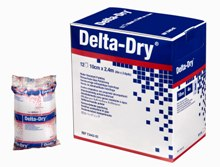 delta dry cast liner package